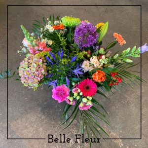 Kleurrijke zomer Belle Fleur Bloemen en Planten Zwolle