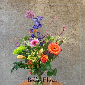 weelderige-pluk Belle Fleur Bloemen en Planten Zwolle