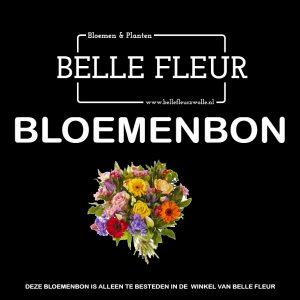 KADOBON Belle Fleur Bloemen en Planten Zwolle